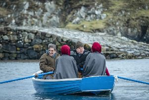 The Call The Midwife Christmas special saw the midwives head to Lewis and Harris (Picture: Gareth Gatrell/BBC/Neal Street Productions)