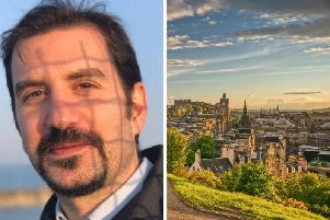 Growing concerns for missing Italian man Francesco Ioppolo who travelled to Edinburgh