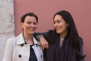 Loral Quinn founded Edinburgh fintech Sustainably with her daughter Eishel. Picture: Contributed