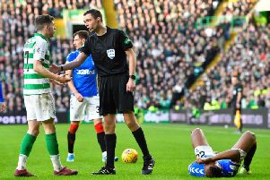 Ryan Christie has been charged by the Scottish FA. Picture:Rob Casey / SNS