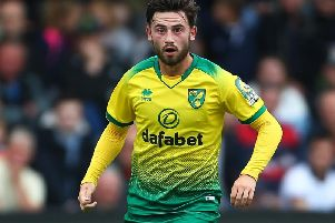 Patrick Roberts is to join Middlesbrough after having his loan spell at Norwich cut short. Picture: Getty Images