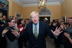 Boris Johnson's Brexit journey is expected to dominate the political agenda in the UK in the coming year