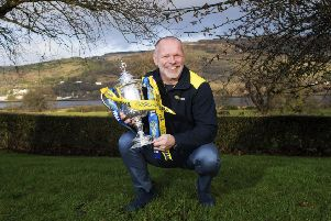 John Hughes previews the upcoming William Hill Scottish Cup fourth round ties at Mar Hall Hotel. Picture: Paul Devlin / SNS