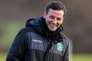 New boss Jack Ross must bring consistency to Hibs says former captain and manager John Hughes. Picture: SNS