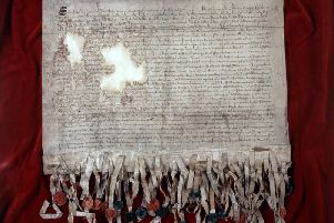 The Declaration of Arbroath is to make its first public appearance in 15 years