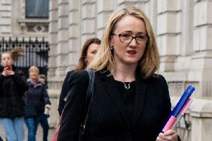 Shadow Business Secretary Rebecca Long-Bailey. Picture: Getty