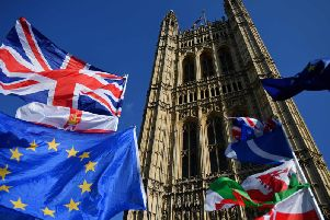 The EU withdrawal bill is currently being scrutinised by MPs