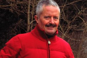 Ian Meldrum, 63, who died in a collision with Queensferry Road