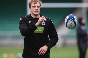 Jonny Gray will move to Exeter in the summer. Picture: SNS