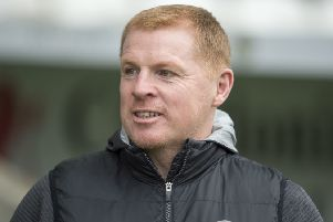 Celtic manager Neil Lennon is looking for experienced players in the transfer window. Picture: Ian Rutherford/PA Wire