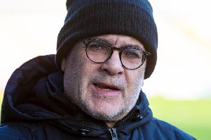 Ian McCall's Partick Thistle side host Dundee United, one of his former clubs, in a Championship clash at Firhill this weekend. Picture: Ross MacDonald/SNS