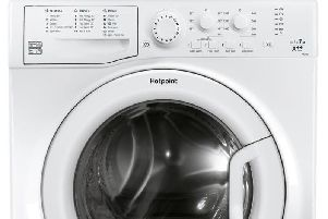 Half a million Whirlpool washing machines were recalled in December.