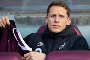 Christophe Berra has reportedly been used as part of the bid to sign Matty Kennedy. Picture: SNS