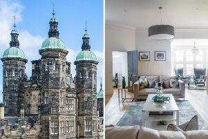 First look inside exclusive penthouses and apartments starting from 700,000 at Edinburgh's former Donaldson's school
