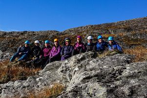 Outward Bound Trust Women's Outdoor Leadership course
