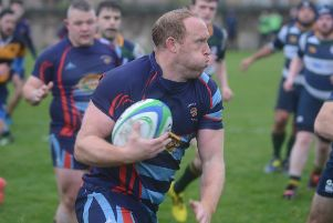 From pitch to pulpit: Liberton Rugby Club's Jonny Clipston  is now a kirk minister in Aberdeen. Picture: contributed