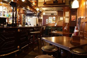 Pubs have diversified into offering food in recent years.