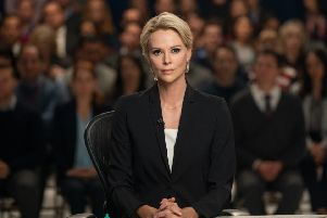 Charlize Theron stars in Bombshell