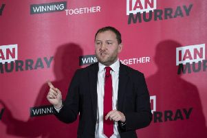 Ian Murray said that Labour had to become a party for the entire UK, caring about every nation and region. Picture: PA