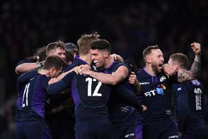 Scotland kick off their 2020 Six Nations campaign on February 1 (Getty Images)