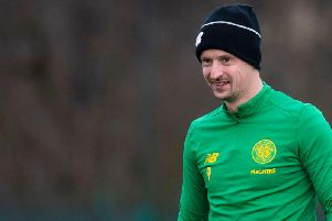 Hungry: Leigh Griffiths