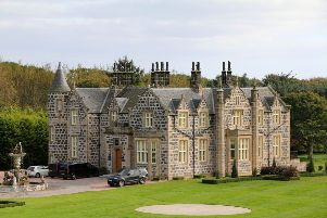 Donald Trump's loss making Aberdeenshire resort has hosted just 12 marriages in seven years. Picture: AP/Shutterstock