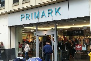 Falkirk petition urges Primark to open new store in town