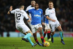 Joe Aribo is confident there will be no repeat of Rangers' 'sloppy setbacks'. Picture: Getty.