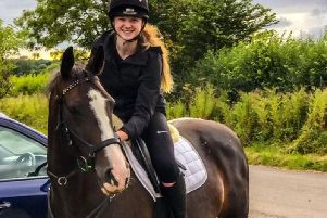 Laura Skerritt, 22, began suffering migraines, sickness and psychosis and was told her symptoms were caused by anxiety, depression - and even bi-polar disorder.