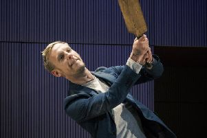 """Actor Laurence Fox has labelled """"wokeists"""" as """"racist"""" following a backlash over his appearance on Question Time."""