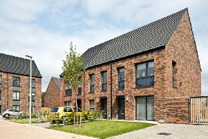 Urban Union delivers affordable and private housing in key regeneration areas, including Laurieston Living in Glasgow. Picture: Contributed