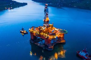 Cairn Energy has interests in areas including the North Sea, Mexico and Senegal. Picture: Contributed
