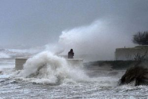 The UK Foreign Office has issued an 'extreme risk' weather warning for 13 areas of Spain (Photo: Getty Images)