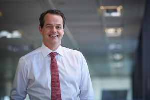 The departing chairman praised the efforts of Aviva chief executive Maurice Tulloch, above, who was appointed to the top post last year. Picture: Aviva
