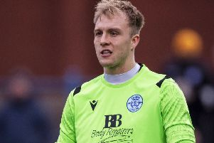 Rangers keeper Robby McCrorie is joining Livingston on loan. (Picture: Rob Casey / SNS