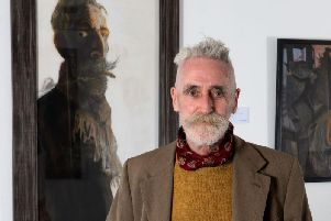 The John Byrne Award ceremony is billed as 'Scotland's leading creative arts competition.' Picture: Fine Art Society.