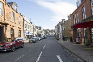 Drunk youths are blamed for 'intimidating' locals with 'out of control' behaviour, in Melrose, Scottish Borders, amid claims it is harming the tourist industry.