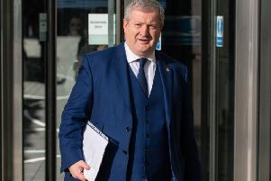 Ian Blackford. Picture: PA