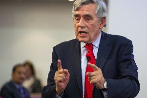 Gordon Brown has called for fundamental changes to the UK to stop Scotland opting for independence (Picture: Duncan McGlynn/Getty Images)