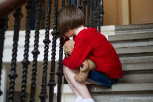 Kids in care need our help (Picture: John Devlin)