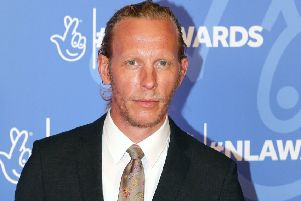 Actor Laurence Fox (Picture:: Isabel Infantes/PA Wire)