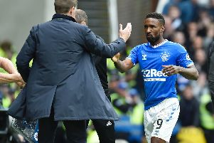 Jermain Defoe is set to sign a deal with Rangers. Picture: SNS