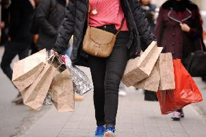 We Brits buy more new clothes than any other country in Europe. Picture: PA