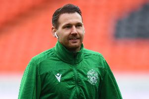 Martin Boyle was watched by Celtic and Stoke in midweek. Picture: Ross Parker/SNS
