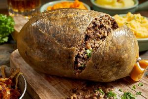 Haggis is now exported to '20 countries around the world. Picture: Shutterstock