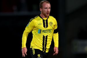Liam Boyce is leaving Burton Albion to join Hearts. Picture: Catherine Ivill/Getty Images