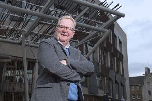 Conservative MSP Jackson Carlaw outside the Scottish Parliament.''(Picture: Neil Hanna)