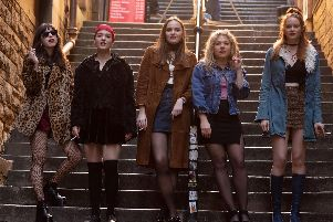 Our Ladies has been billed as a cross between Trainspotting and Pitch Perfect.