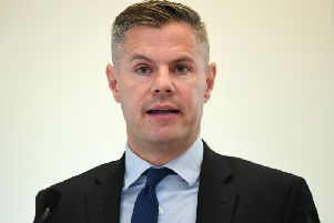Derek Mackay has welcomed the growth in EU exports