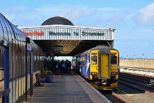 Re-opening the Dumfries-Stranraer-Cairnryan lines would enable train passengers to travel by ferry again after the terminal moved from Stranraer in 2011
